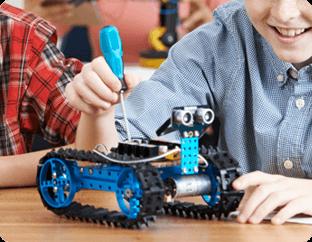 AI思维搭建机器人